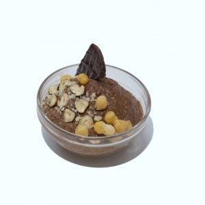 Hummus Chocolate - dark sweet